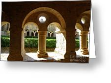Thoronet Chapter House Greeting Card