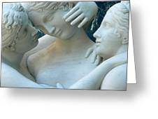Three Graces Close Greeting Card