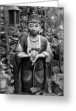 Tibetan Buddha Greeting Card