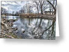 Tifft Nature Preserve Greeting Card