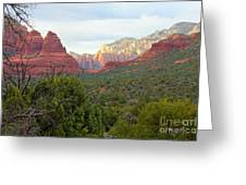 Timeless Sedona Greeting Card
