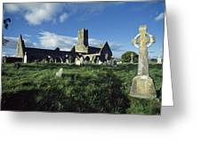 Timoleague Abbey, Co Cork, Ireland 13th Greeting Card