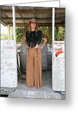 Tina Loy 607 Greeting Card