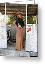 Tina Loy 637 Greeting Card