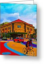 Tivoli Theatre Greeting Card