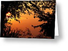 Tn Sunrise Greeting Card