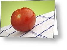 Tomato Greeting Card by Blink Images