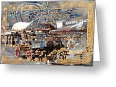 Tombstone Arizona Greeting Card