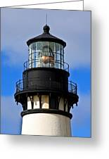 Top Of Lighthouse Greeting Card