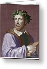 Torquato Tasso (1544-1595) Greeting Card
