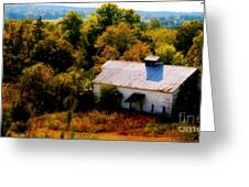 Touch Of Old Country Greeting Card