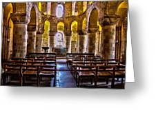 Tower Of London Chapel Greeting Card