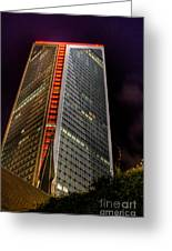 Tower Of Power Greeting Card