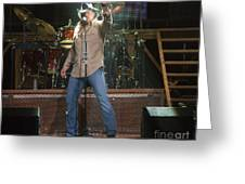 Trace Adkins Greeting Card