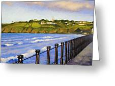 Tramore County Waterford Greeting Card