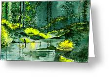 Tranquil 1 Greeting Card