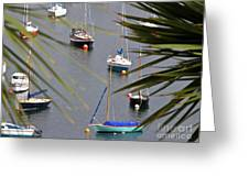 Tranquillity Two Greeting Card