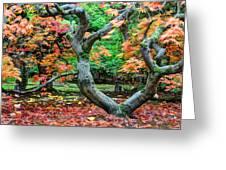 Tree Of Life Greeting Card by Sarai Rachel