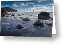 Trinidad Afternoon Greeting Card