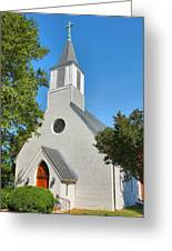 Trinity Episcopal Church I Greeting Card