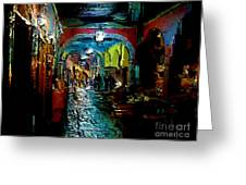 Trippin In San Miguel Greeting Card