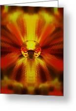 Triton Greeting Card