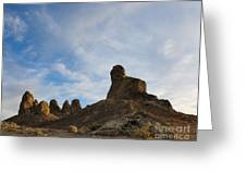 Trona Pinnacles 2 Greeting Card