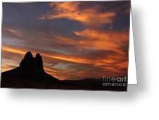 Trona Pinnacles 7 Greeting Card