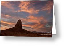 Trona Pinnacles 8 Greeting Card