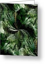 Tropical Rain Forest Greeting Card