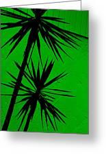Tropical Splash Greeting Card