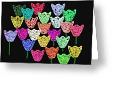 Tulip 5 Greeting Card