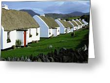 Tullycross, Co Galway, Ireland Holiday Greeting Card