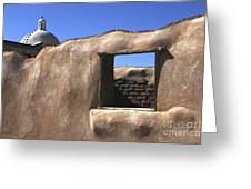 Tumacacori Arizona Greeting Card