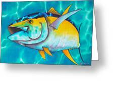 Tuna Greeting Card
