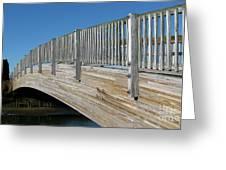 Turkey Point Bridge Greeting Card