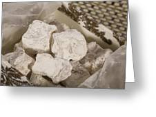 Turkish Delight In A Box Greeting Card
