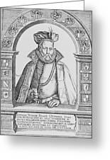 Tycho Brahe Greeting Card