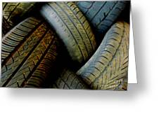 Tyres Greeting Card