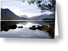 Ullswater Lull Greeting Card