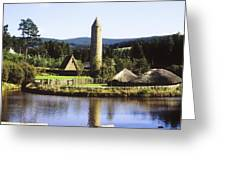 Ulster History Park, Omagh, County Greeting Card