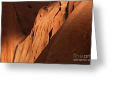 Uluru Australia 7 Greeting Card