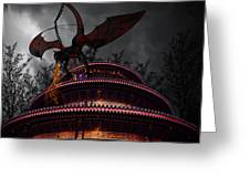 Unchained Protector Greeting Card