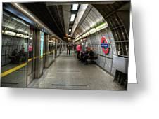 Underground Life Greeting Card