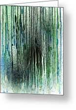 Underwater Forest Greeting Card