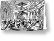 Union League Club, 1868 Greeting Card