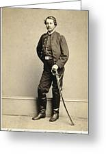 Union Soldier, 1860s Greeting Card