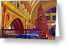 Union Station Christmas Greeting Card