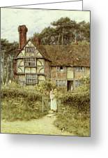 Unstead Farm Godalming Greeting Card