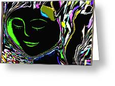 Untitled 147 Greeting Card